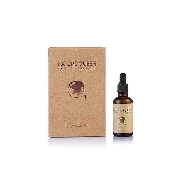 Dầu bảo vệ tóc Nature Queen (Nature Queen Protective Hair Oil) 50ml
