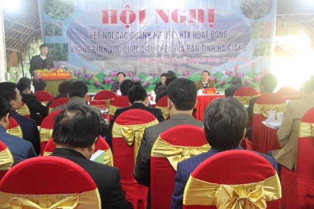 Sao Thái Dương tham gia xúc tiến đầu tư tại Hà Giang 2017