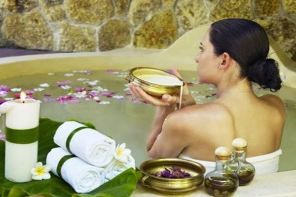 Tắm thuốc - phương pháp chữa bệnh độc đáo của Đông y