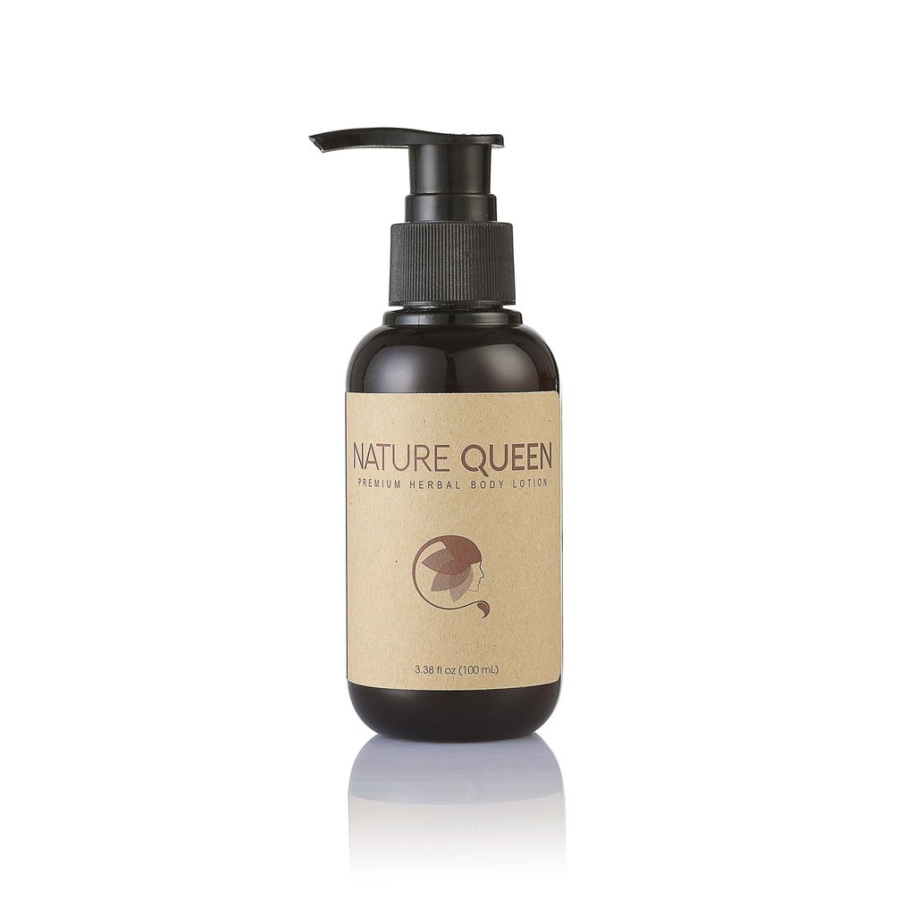 Sữa dưỡng thể thảo dược Nature Queen (Nature Queen Premium herbal Body Lotion) Chai 100ml
