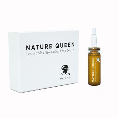 Serum chống nám dưỡng trắng đẹp da Nature Queen